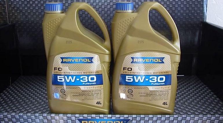 Моторное масло Ravenol немецкое качество по доступной цене
